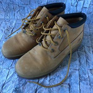 TIMBERLAND Women's Nellie Chukka Boots in Wheat